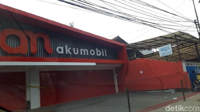 Dealer akumobil diduga melakukan penipuan (Dony Indra Ramadhan/detikcom)