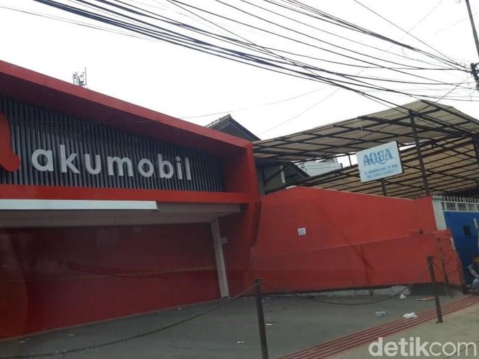 Dealer Akumobil di Kota Bandung (Dony Indra Ramadhan/detikcom)