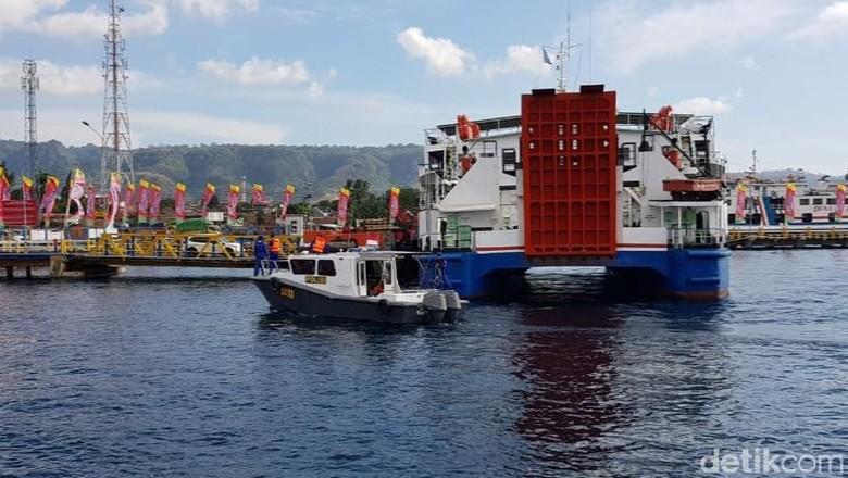 Kemenhub Akan Gandeng Gojek untuk Cegah Monopoli di Layanan Tol Laut