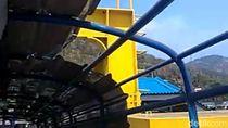 Angin Kencang, Tenda Loket-Kanopi Pelabuhan Merak Rusak-Kapal Terlambat