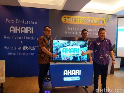 SmartConnect, TV Anyar Akari yang Anti-Ribet