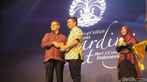 Berperan dalam Pendidikan, detikcom Raih Penghargaan dari UI