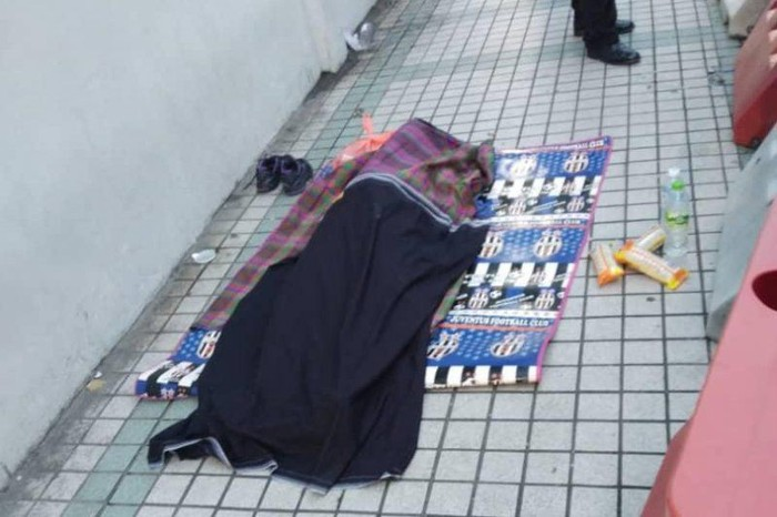 Foto: WNI wafat saat menunggu antrean paspor di KBRI Kuala Lumpur (Antara)