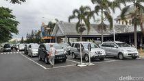 Begini Penjelasan Pihak Bandara Malang soal Tarif Parkir yang Viral