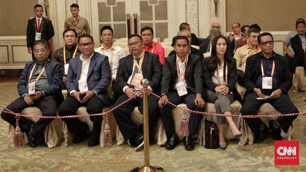 Suasana Kongres PSSI.