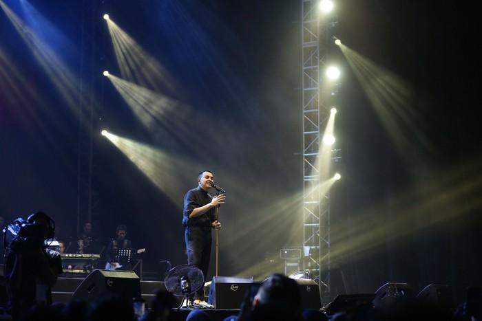 Konser Sewindu Tulus di Jakarta