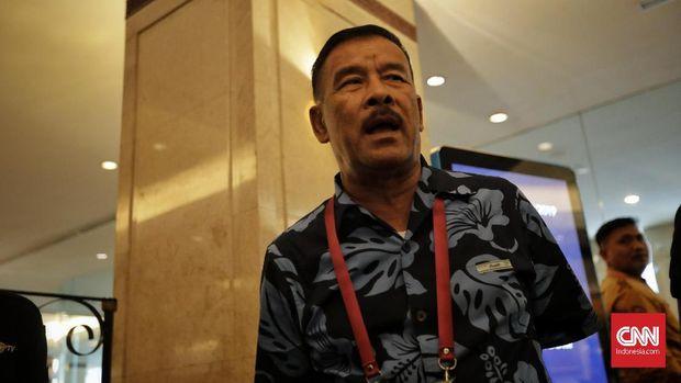 Manajer Persib Umuh Muchtar berharap Liga 1 menugaskan wasit-wasit berkualitas. (