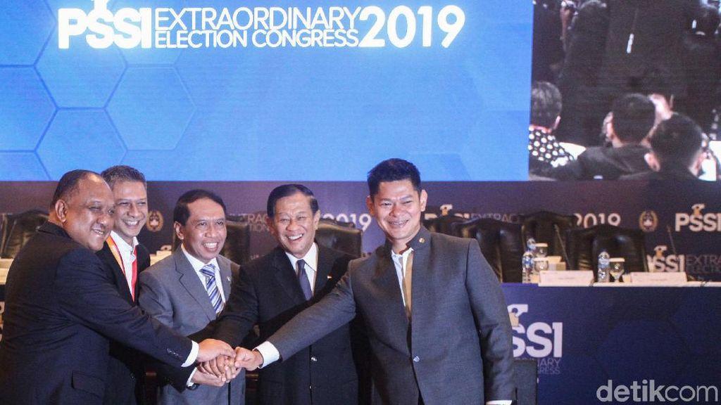Gong Ditabuh Menpora, Disaksikan FIFA dan AFC, Kongres PSSI Resmi Dimulai