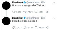 Elon Musk Istirahat Main Twitter