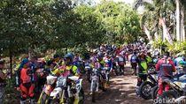 IERC 2019 Banyuwangi-Bromo, Balap Motor Trail yang Berbasis GPS