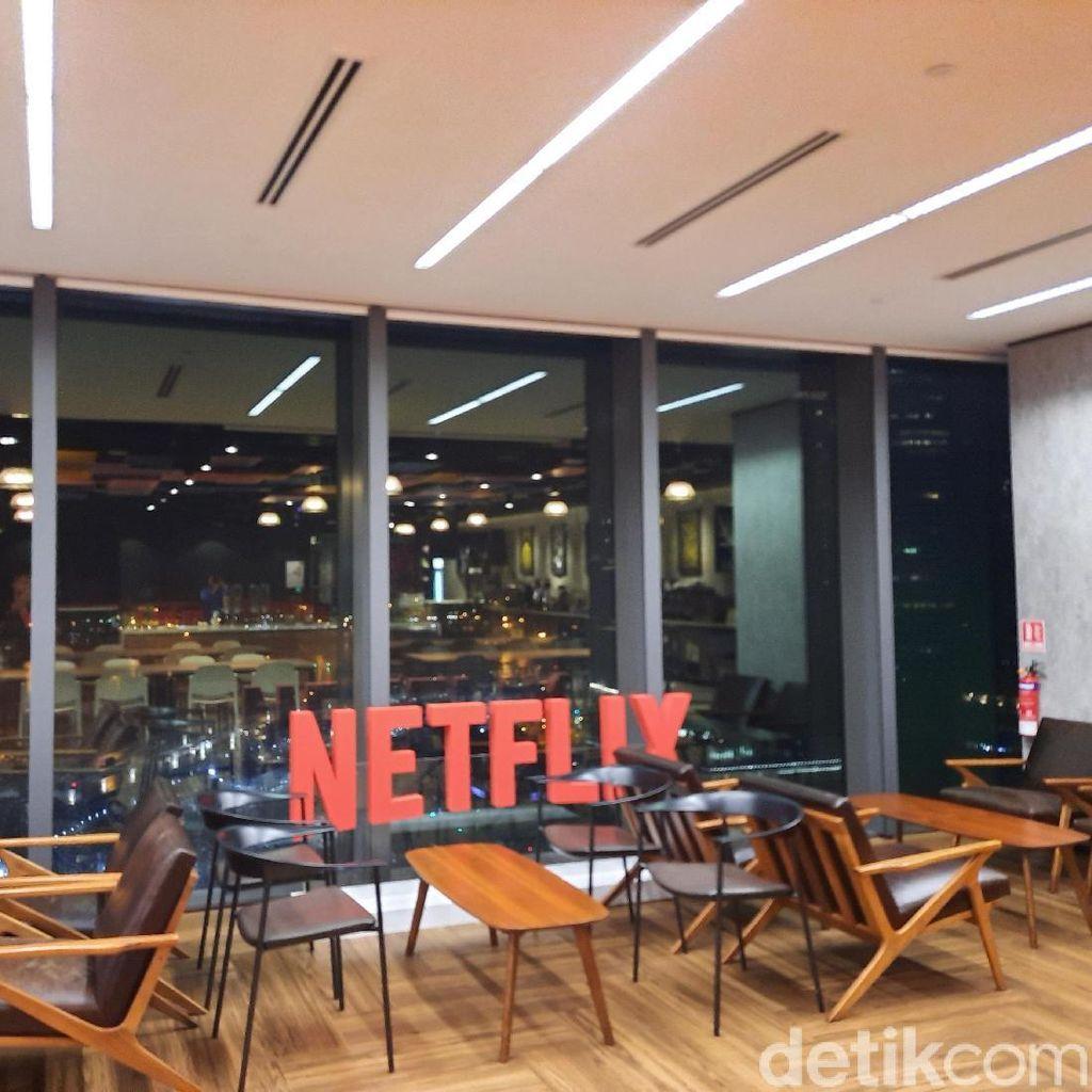 Kominfo Didesak Copot Konten Negatif di Netflix