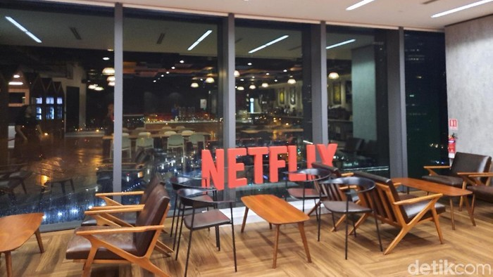Kantor Netflix