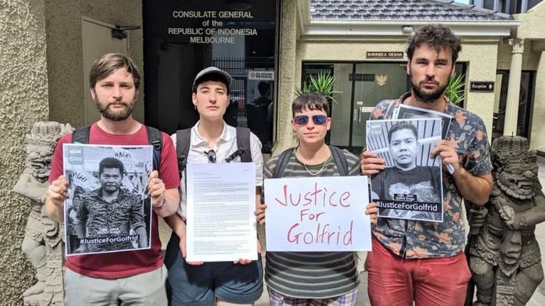 Kematian Aktivis Golfrid Janggal, Internasional Minta Indonesia Usut Tuntas