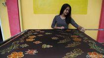 Pesona Batik Lulantatibu, Gabungan Empat Suku Dayak