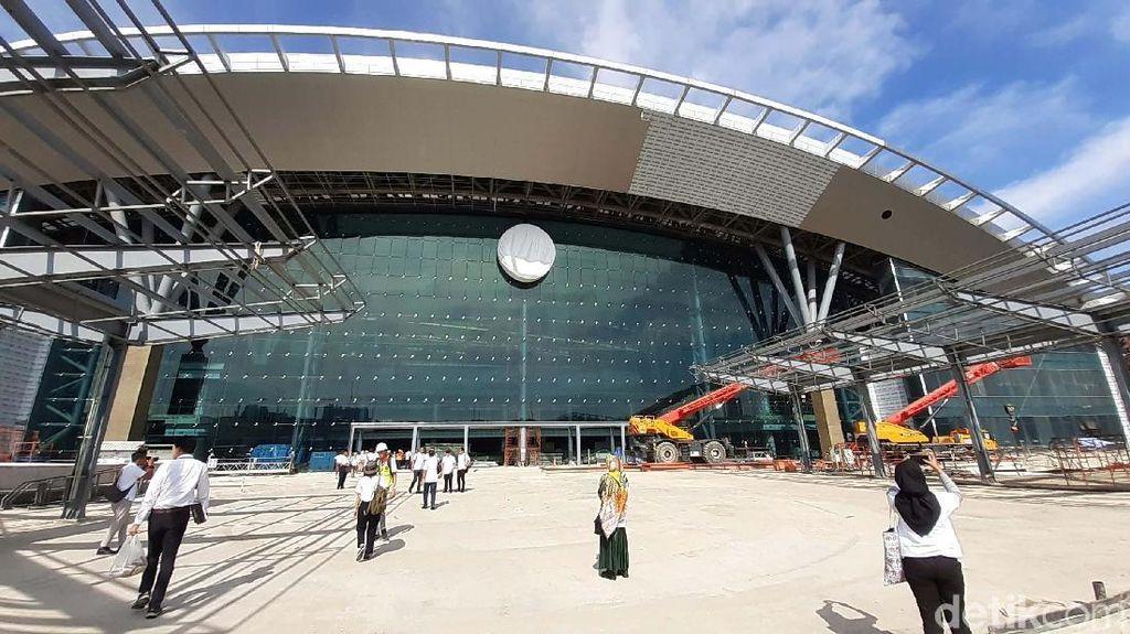 Yuk Intip Calon Stasiun Terbesar se-ASEAN
