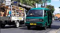 Kenapa di Bali Angkutan Umum Jarang?