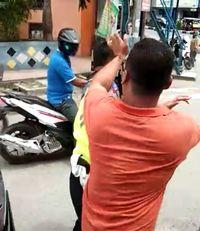 Viral! Sopir Ambulans Bawa Pasien Dipukul Polisi Gegara Sirene