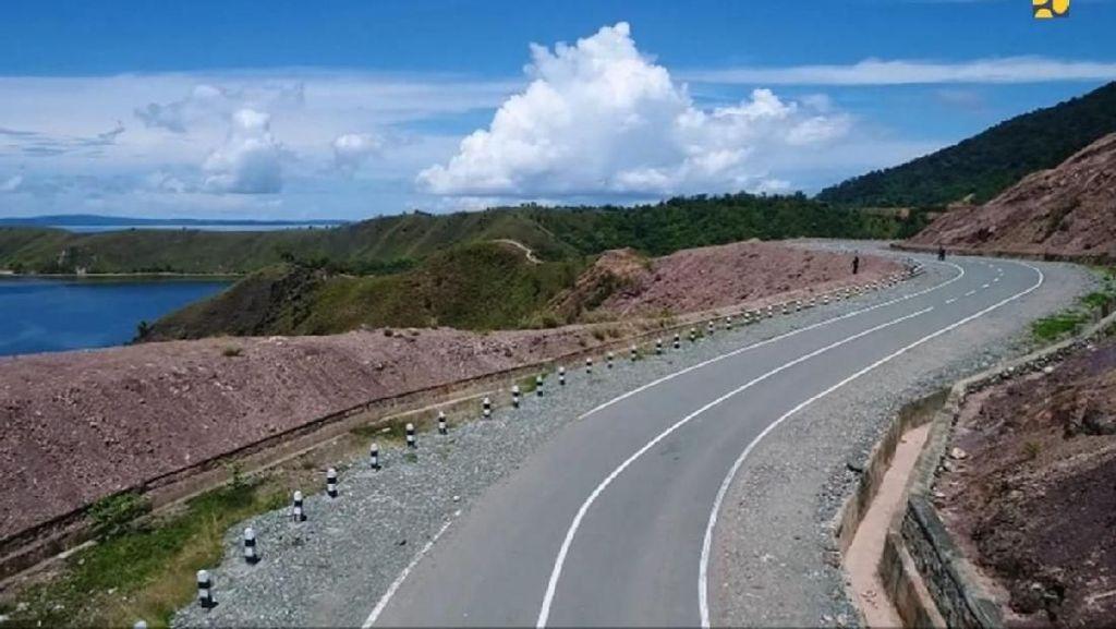 Rp 9,79 T Disiapkan buat Genjot Infrastruktur Papua & Papua Barat