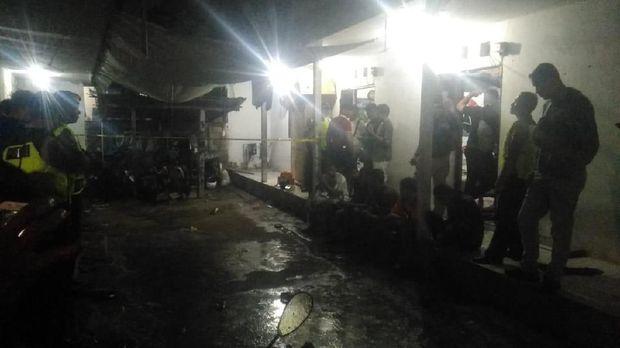 Cekcok Usai Pesta Miras, Pemuda di Denpasar Dibacok Temannya