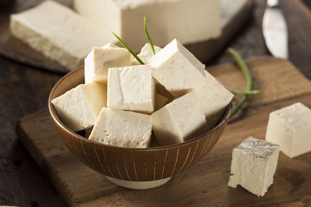 tofu atau tahu segar