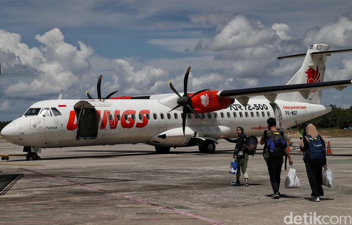 Wings Air (Foto: Pradita Utama-detikcom)