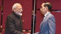 Di KTT ASEAN-India, Jokowi Dorong Kerja Sama Indo-Pasifik