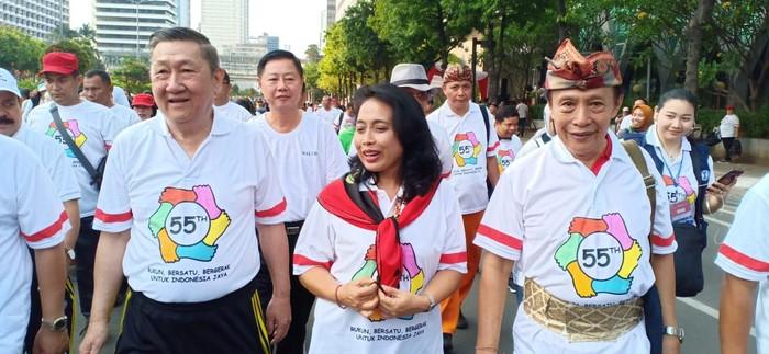 Menteri PPPA I Gusti Ayu Bintang (Samsudhuha Wildansyah/detikcom)