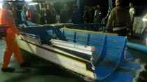 Kapal BPPT Tabrakan dengan Kapal nelayan, 1 Orang Hilang