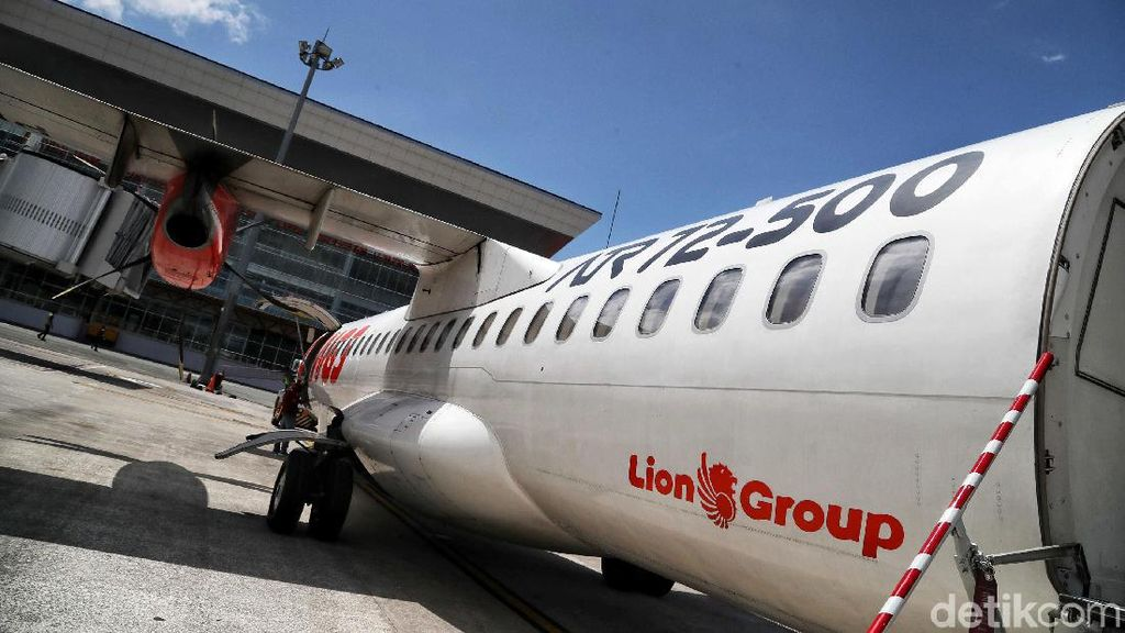 Lion Bantah Melanggar Aturan Harga Tiket Pesawat