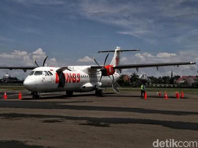 Wings Air Buka Rute ke Bandara Kuabang yang Baru Diresmikan Jokowi
