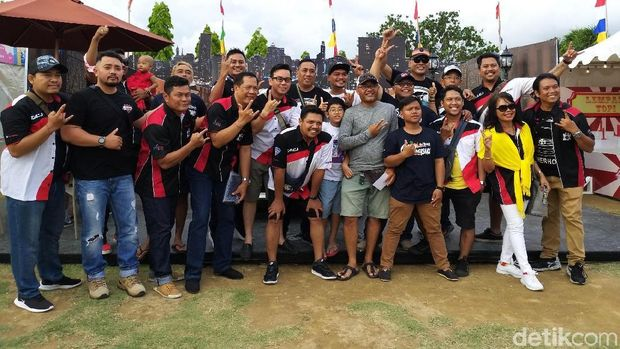 Intip Keseruan Semarak Festival Avanza-Veloz di Bali