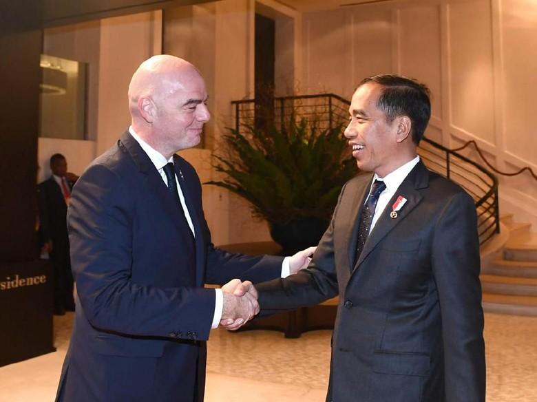 Ramai Bilateral Gegara Fahri Sorot Jokowi