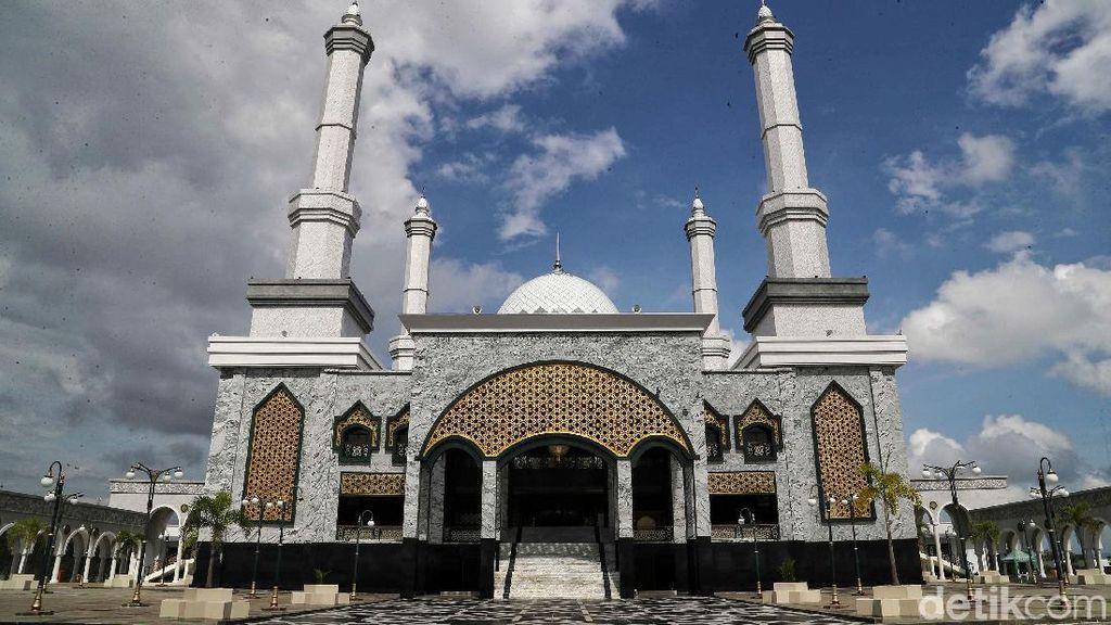 Mungkin Ini Masjid Tercantik di Utara Indonesia