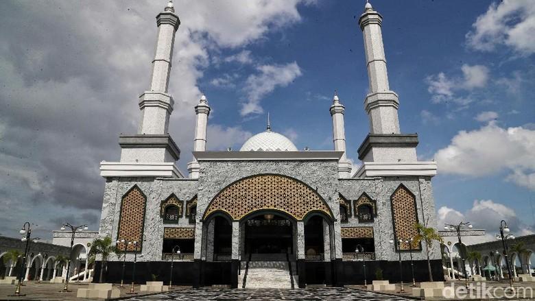 Masjid Hidayatturrahman Islamic Center Nunukan (Pradita Utama)