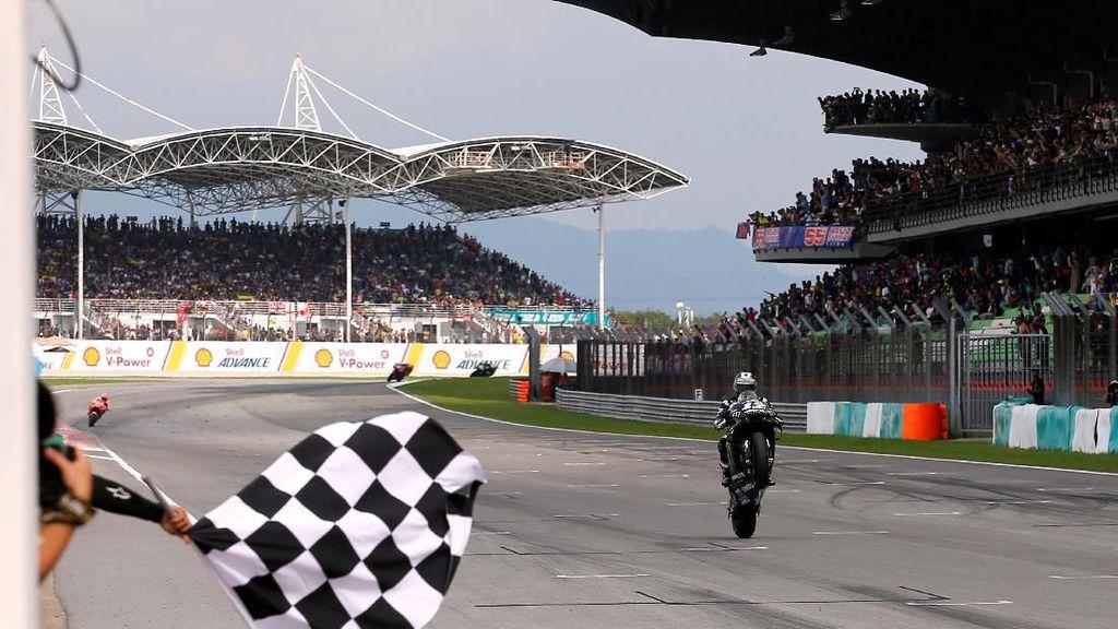 Klasemen MotoGP Usai Balapan di Malaysia