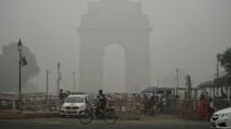 New Delhi Diselimuti Asap Beracun, Politisi India Saling Lempar Kesalahan