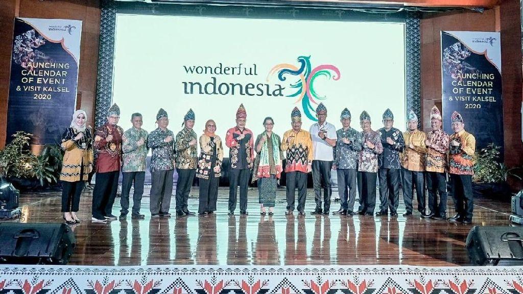 Lewat Pariwisata, Kalimantan Selatan Melepaskan Diri dari Tambang