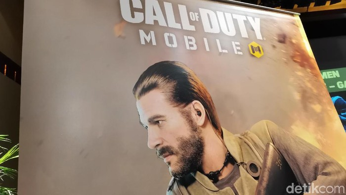 Call of Duty Mobile. (Foto: detikINET/Aisyah Kamaliah)