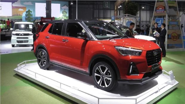 Toyota Raize Bikin Heboh, Mau Masuk RI Nih?
