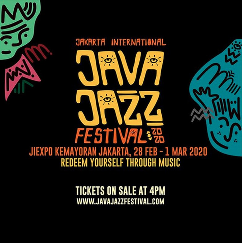 Foto: Instagram Java Jazz Festival