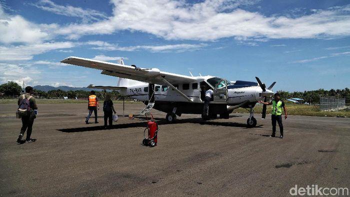 Ilsutrasi pesawat perintis/Foto: Pradita Utama