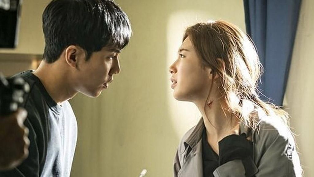 Menunggu Vagabond Episode 14, Lihat Momen Manis Suzy & Lee Seung Gi