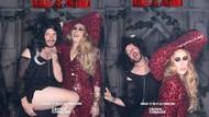 Rayakan Halloween, Adele Jadi Captain Hook Seksi