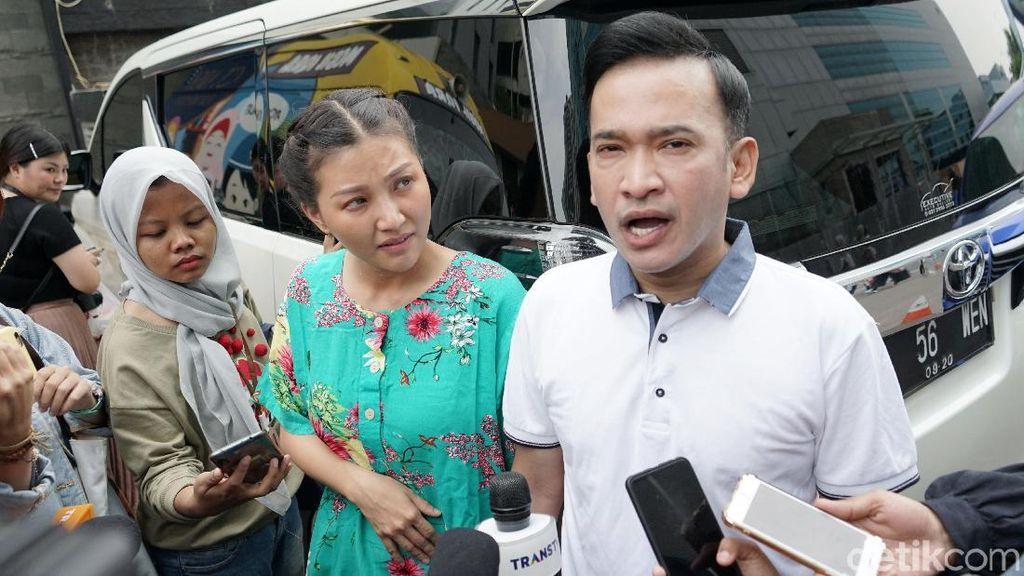 Lapor Polisi, Ruben Onsu Sebut Banyak Akun FB Melecehkan Betrand Peto