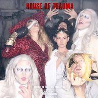 Adele bersama teman-temannya.