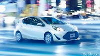 Mobil Hybrid Murah Toyota Aqua Masuk Indonesia?