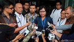 Aktivis Sambangi KPK Bahas Dampak Penerapan UU Baru