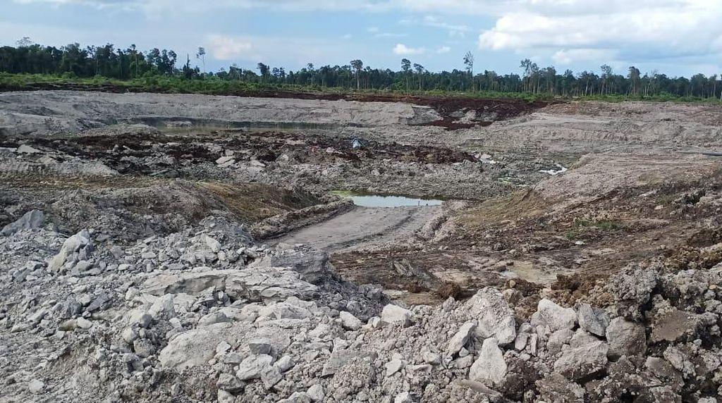 Tanah Ambles di Lokasi Tambang Kaltara Dipastikan Bukan Likuefaksi