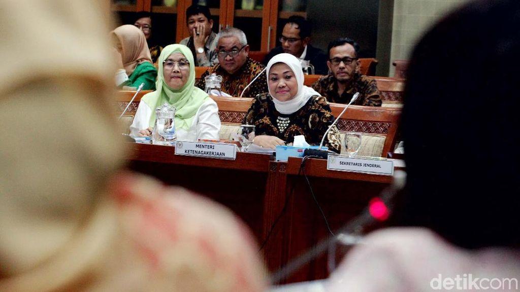 Ida Fauziah Paparkan Program Kerja ke Komisi IX