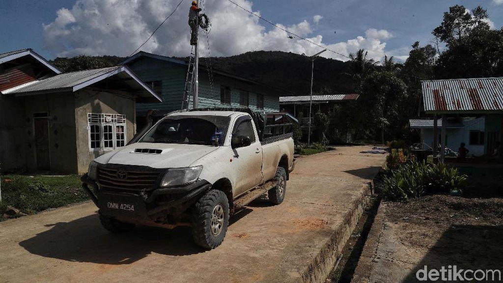 Toyota Kaji Buka Diler di Perbatasan Indonesia